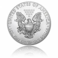 Silver Eagle Entdecker-Serie William E. Parry 1 Unze Silber farbig (2016)