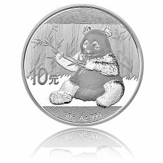 China Panda 30 gramm Silber (2017)