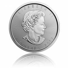 Maple Leaf 1 Unze Silber 2018