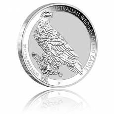 Australien 1 oz Silber Wedge Tailed Eagle (2017)