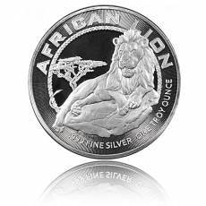 1 oz Silber African Lion Niue (2017)
